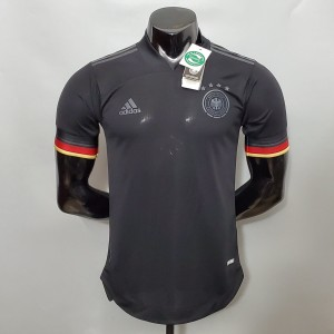 Camisa Alemanha II 2021 - Jogador Adidas Masculino - Preto