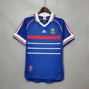 Camisa França Retro 1998