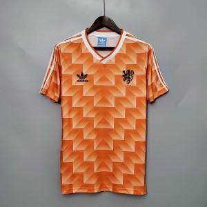 Camisa Holanda Retro 1988
