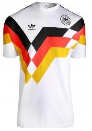 Camisa Alemanha Retro 1990